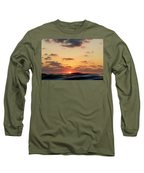 Sea Level Long Sleeve T-Shirt