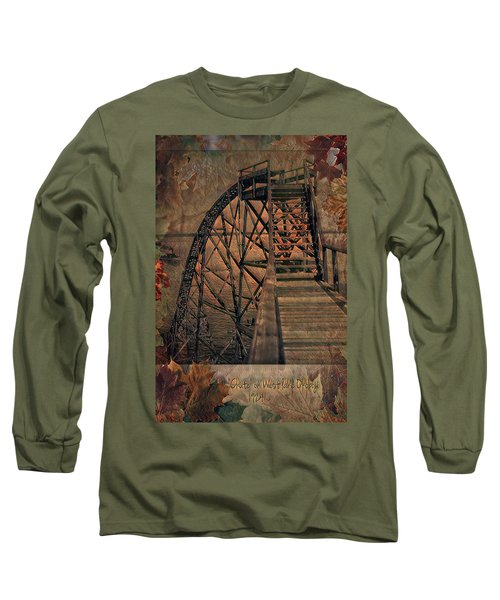 Shoot The Chute Long Sleeve T-Shirt