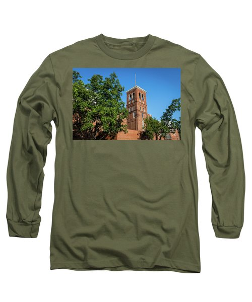Sibley Mill Augusta Ga Long Sleeve T-Shirt