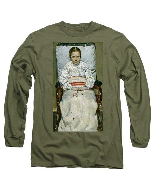 Sick Girl, 1881 Long Sleeve T-Shirt