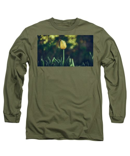 Silence Is Golden Long Sleeve T-Shirt