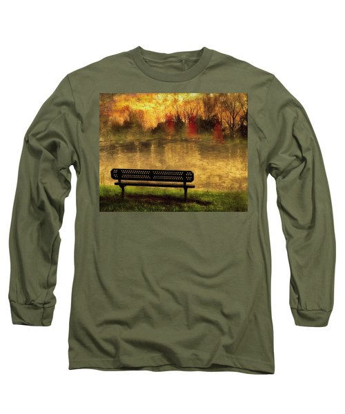 Sit And Admire Long Sleeve T-Shirt