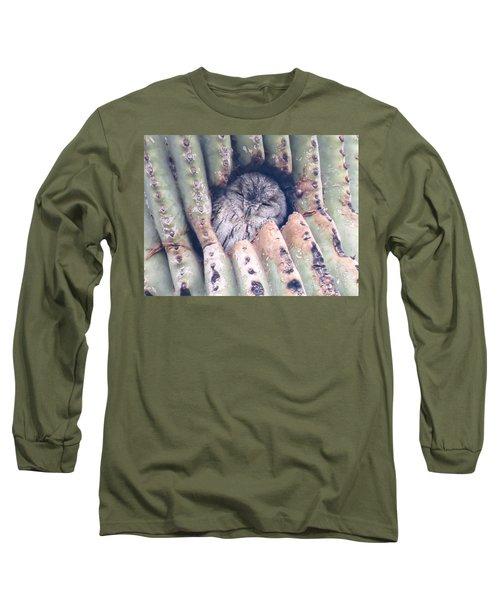 Sleepy Eye Long Sleeve T-Shirt