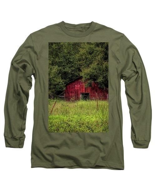 Small Barn 2 Long Sleeve T-Shirt