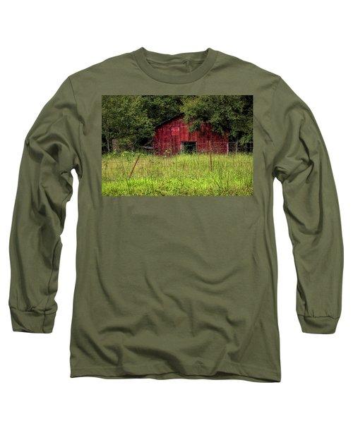 Small Barn 3 Long Sleeve T-Shirt