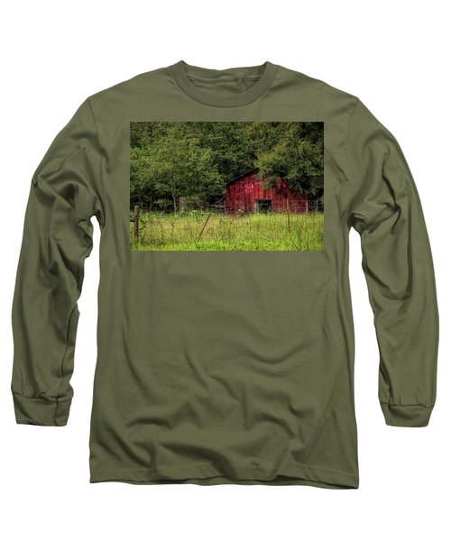 Small Barn Long Sleeve T-Shirt