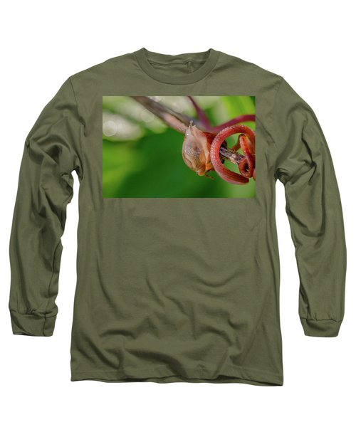 Snails Pace Long Sleeve T-Shirt