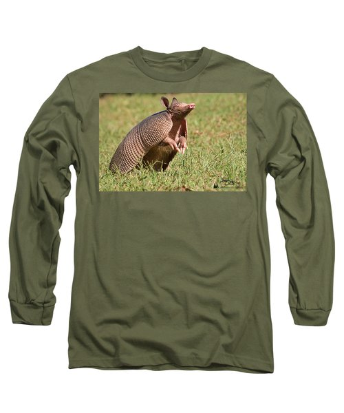 Sniffing The Air Long Sleeve T-Shirt