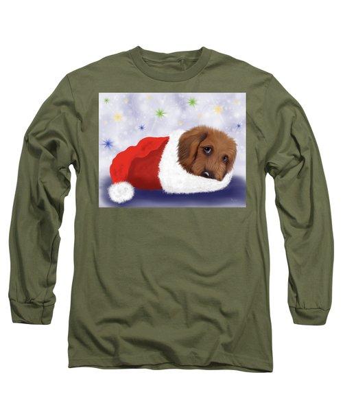 Snuggle Puppy Long Sleeve T-Shirt