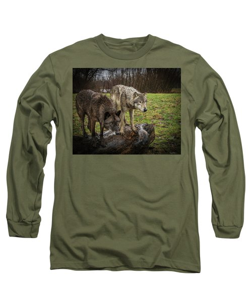 Sort Of Twins Long Sleeve T-Shirt