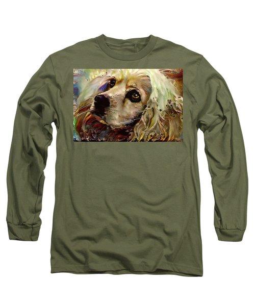 Soulful Cocker Spaniel Long Sleeve T-Shirt