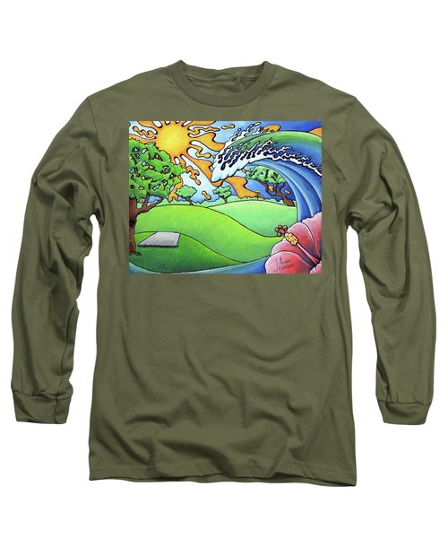 South Texas Disc Golf Long Sleeve T-Shirt