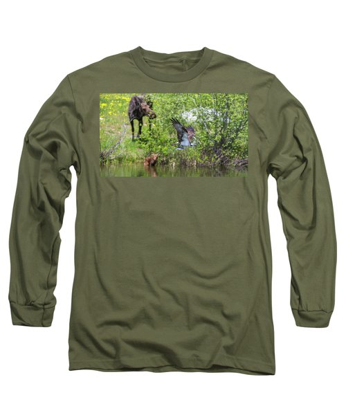 Spring Deliveries  Long Sleeve T-Shirt
