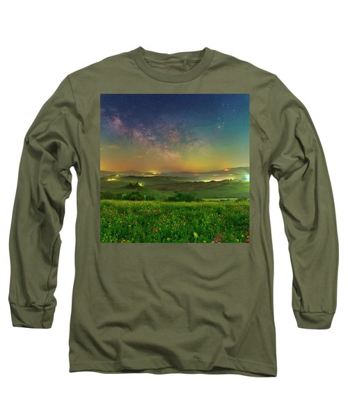 Spring Memories Long Sleeve T-Shirt