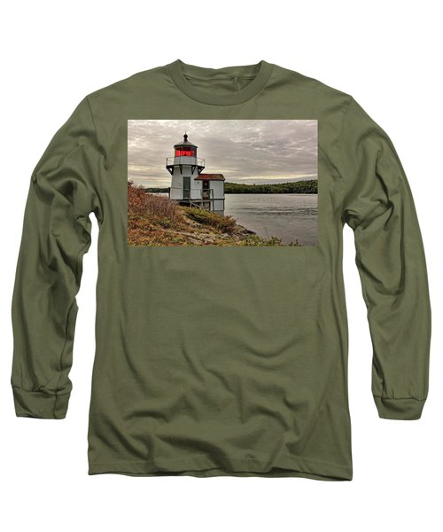 Squirrel Point Light Long Sleeve T-Shirt