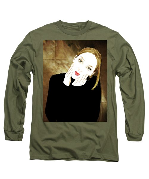 Squishyface Long Sleeve T-Shirt