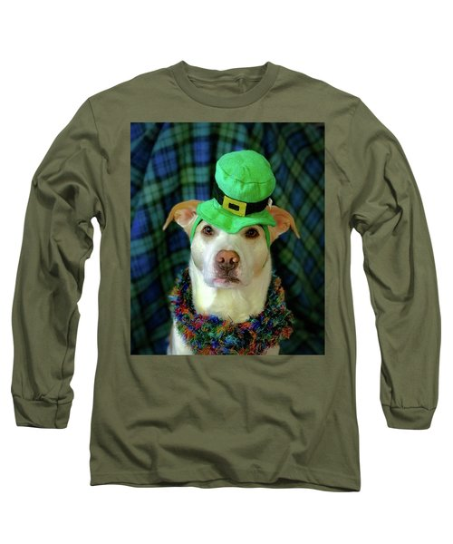 St Pat's Snofie Long Sleeve T-Shirt