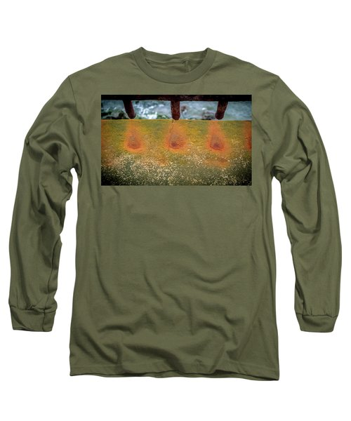 Stains Long Sleeve T-Shirt