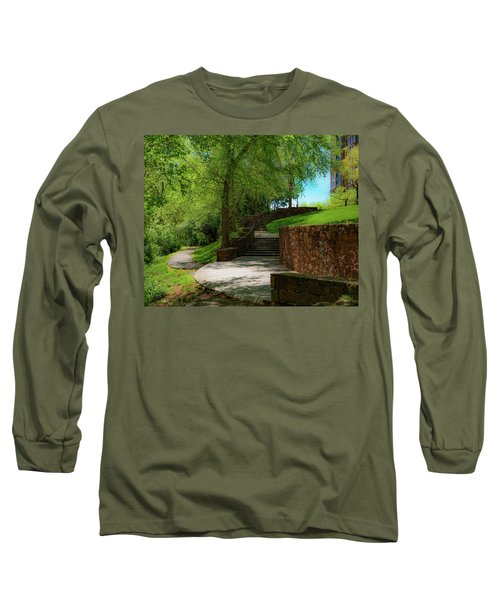 Stairway To Carlyle Long Sleeve T-Shirt
