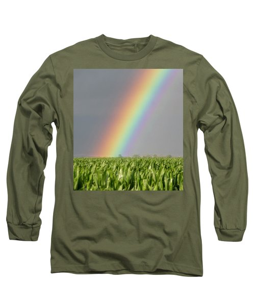 Storm Chasing After That Afternoon's Naders 023 Long Sleeve T-Shirt
