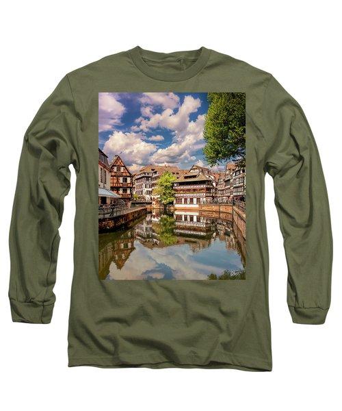 Strasbourg Center Long Sleeve T-Shirt