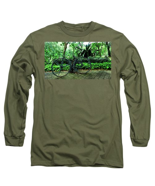 Stroll In Bangkok Long Sleeve T-Shirt