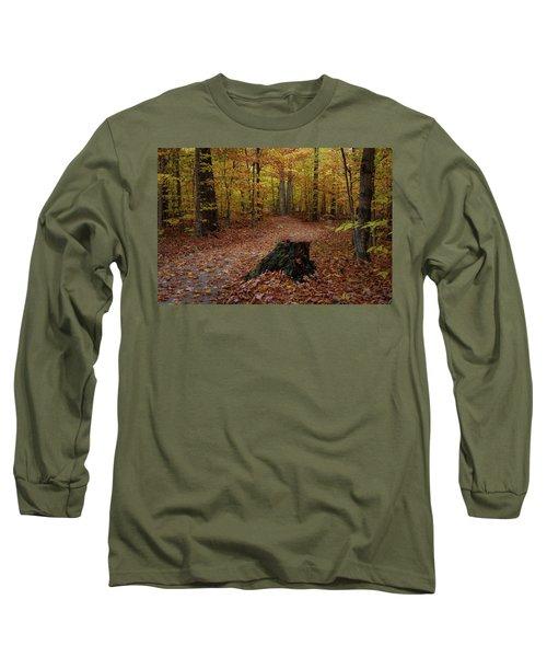 Stump Long Sleeve T-Shirt
