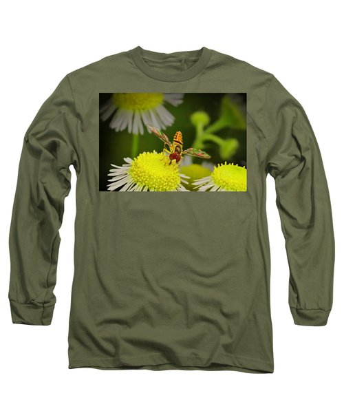 Sugar Bee Wings Long Sleeve T-Shirt
