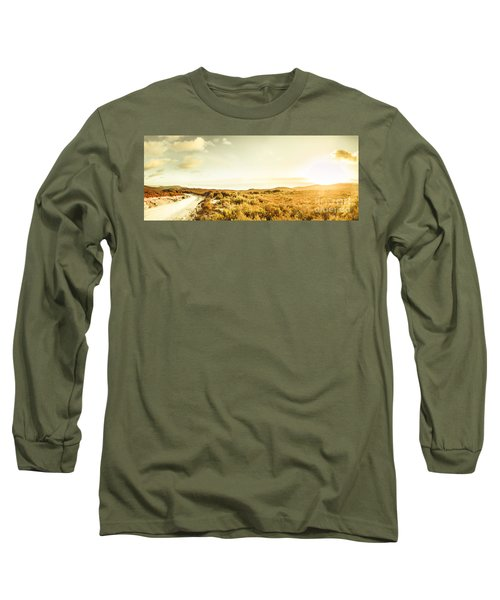 Sundown Bend Long Sleeve T-Shirt