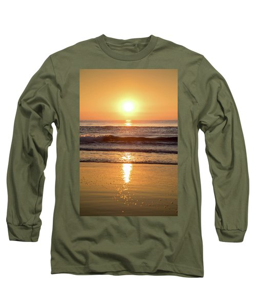 Sunrise At Surfers Paradise Long Sleeve T-Shirt