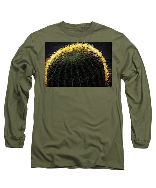 Sunset Cactus Long Sleeve T-Shirt