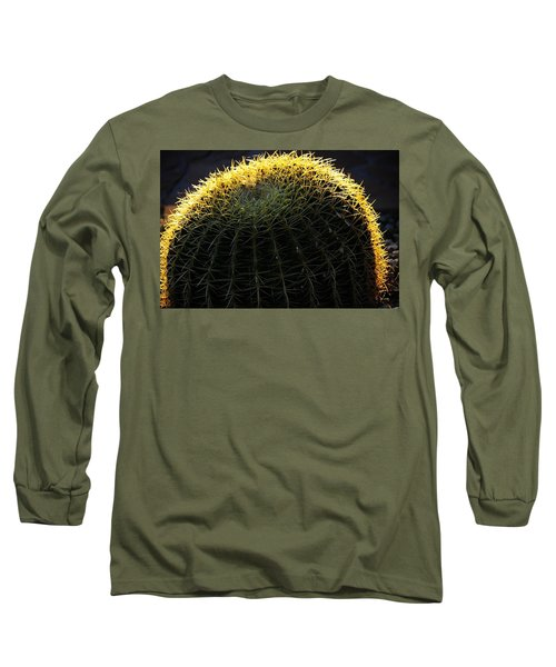 Sunset Cactus Long Sleeve T-Shirt