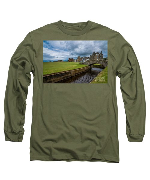 Swilcan Burn - The Old Course  Long Sleeve T-Shirt