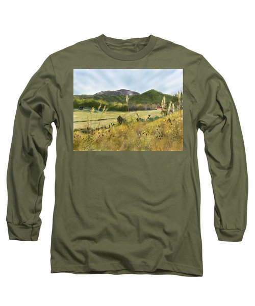 Table Rock From Sc-11 Long Sleeve T-Shirt