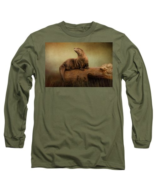 Taking In The View Long Sleeve T-Shirt