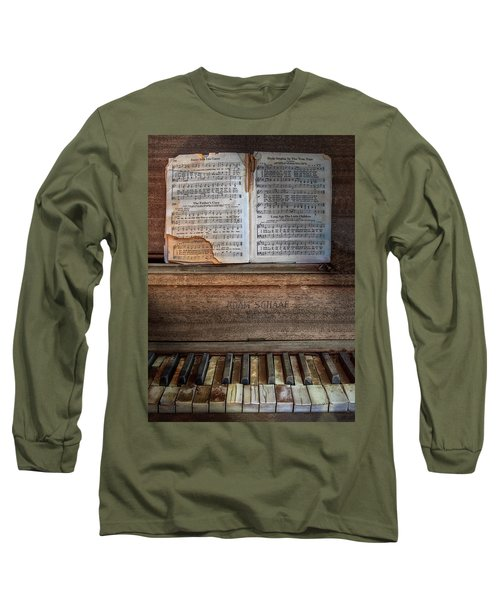Tattered Faith 2 Long Sleeve T-Shirt