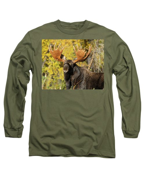 Long Sleeve T-Shirt featuring the photograph The Best One by Mary Hone