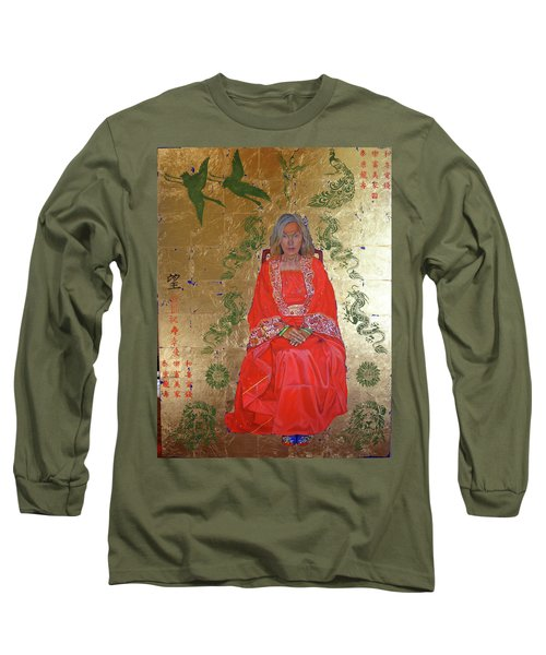 The Chinese Empress Long Sleeve T-Shirt