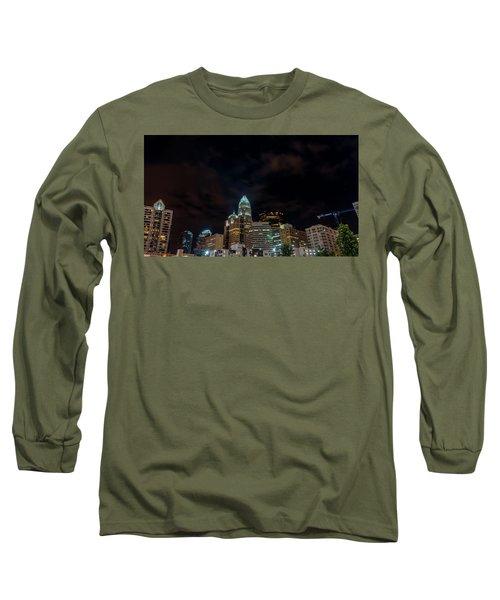 The City Lights Up Long Sleeve T-Shirt