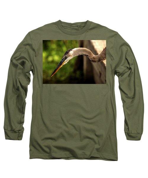 The Close Up Long Sleeve T-Shirt