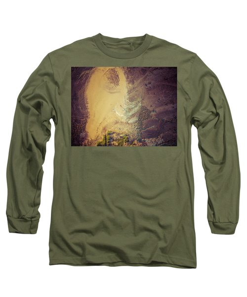 Long Sleeve T-Shirt featuring the photograph The Colours Of Longreef by Chris Cousins