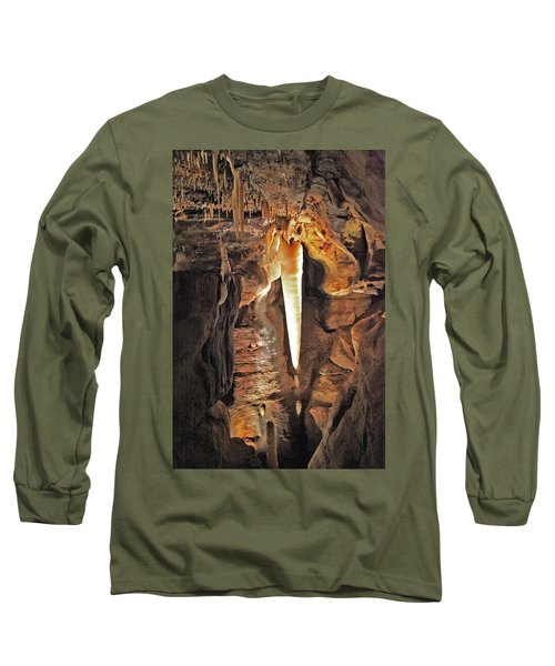 The Crystal King Long Sleeve T-Shirt