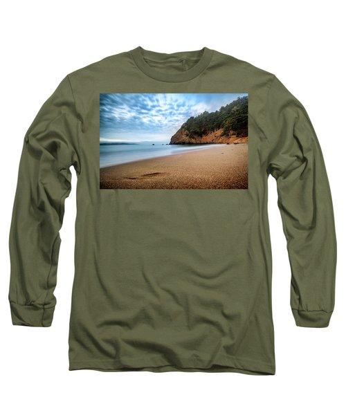 The Escape- Long Sleeve T-Shirt