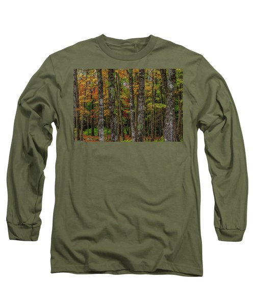 The Fall Woods Long Sleeve T-Shirt