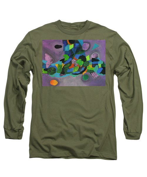 The Force Of Nature Long Sleeve T-Shirt