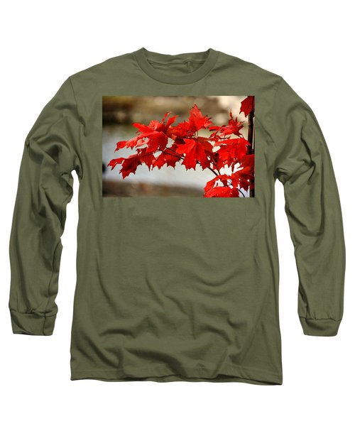 The Future. Long Sleeve T-Shirt