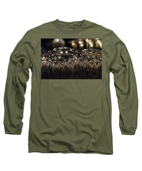 Long Sleeve T-Shirt featuring the photograph The Gleam In Her Eye by Alex Lapidus
