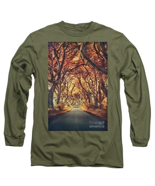 The Golden Path Long Sleeve T-Shirt