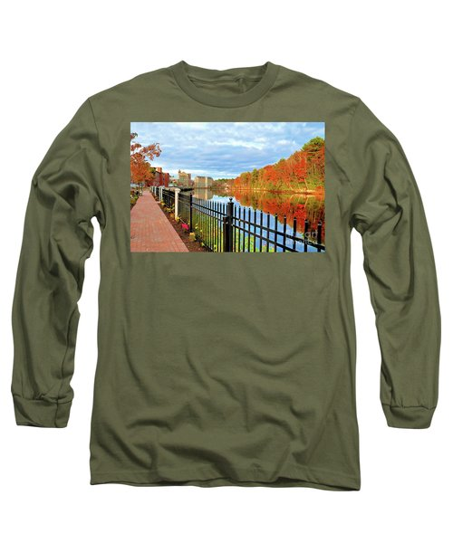The Lamprey River Long Sleeve T-Shirt