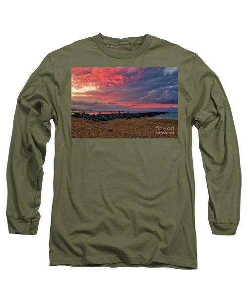 The Last Sunrise Of 2018 Long Sleeve T-Shirt
